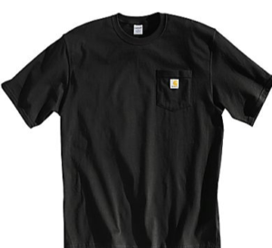 Workwear Pocket Short-Sleeve T-Shirt