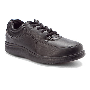 Hush Puppies Power Walker Black