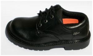 Hush Puppies Tuft Black smooth All saints