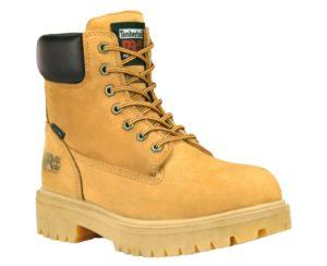 Men's Timberland PRO® 6-Inch Soft Toe Waterproof Boot