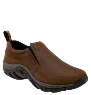 Merrell Jungle Moc Brown Bug Our Lady of Mercy