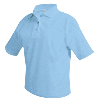 Saint Mary's SS GOLF SHIRT OPEN BOTTOM