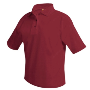 St. Francis SS GOLF SHIRT OPEN BOTTOM