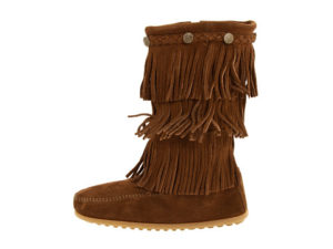 3-LAYER FRINGE BOOT (CHILDREN'S)