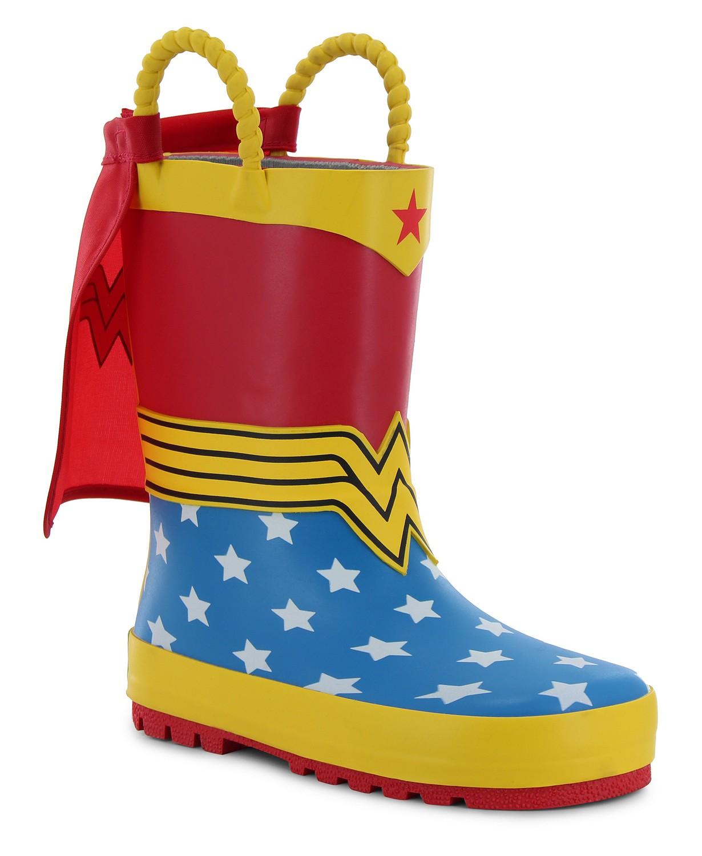 Wonder Woman Rain Boots